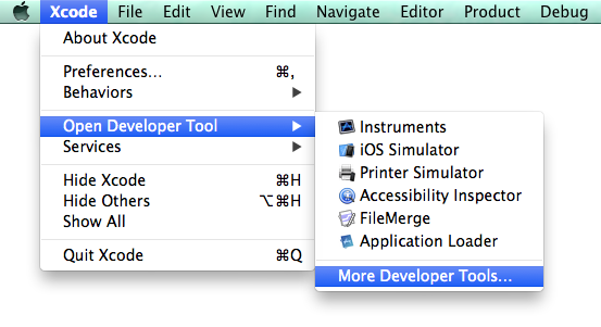 xcode-developer-tools